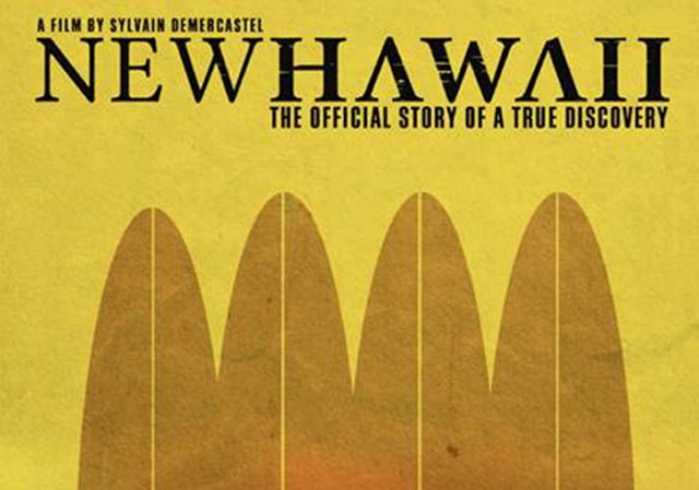 FILM : NEW HAWAII