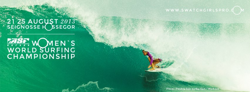 EVENT : SWATCH GIRLS PRO 2013