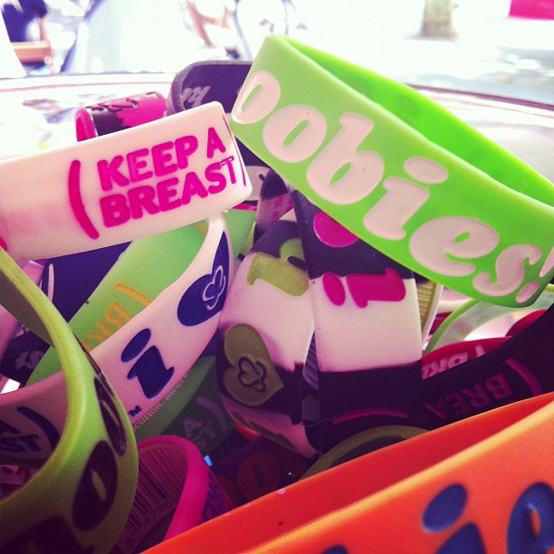 EVENT : KEEP A BREAST AU SWATCH GIRLS PRO