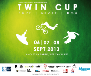 EVENT : TWIN CUP 2013  A ANGLET