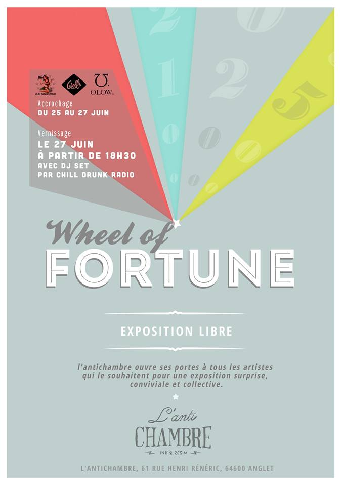 EXPO : WHEEL OF FORTUNE