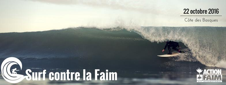 EVENT : Surf contre la faim