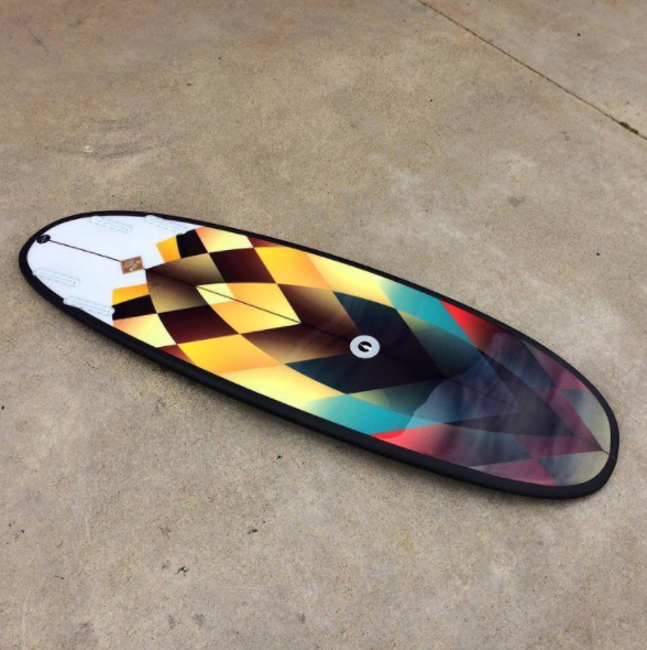 SURF ART : French Touch en Californie